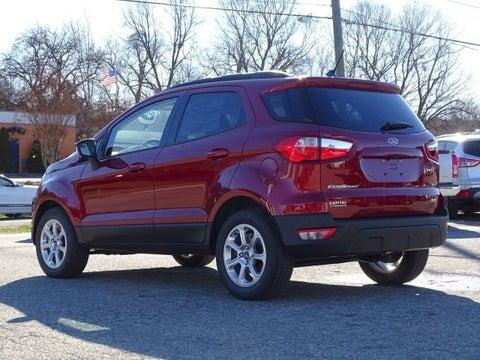 Capital Ford Hillsborough >> 2020 Ford EcoSport SE SE FWD in Hillsborough, NC | Durham Ford EcoSport | Capital Ford Hillsborough